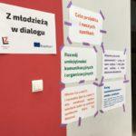 """projekt """"Z młodzieżą w dialogu"""""""